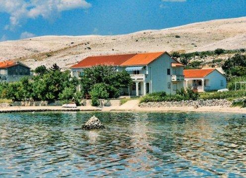 Appartamenti Calimero Vidalici - Pag Kustići AP1 (4 + 1)