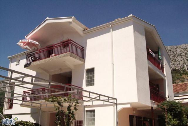 Appartamenti Primorac Podaca Studio AP1 (3+1) Riviera di Makarska
