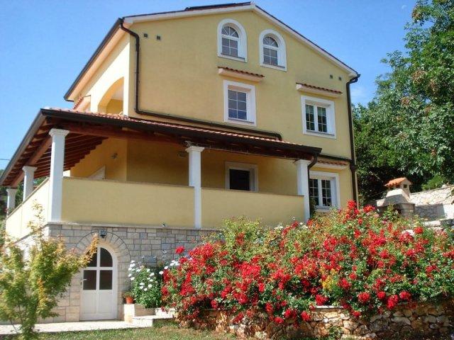 Villa AnnaDora - Brseč - Appartamento con due camere da letto (4+1)